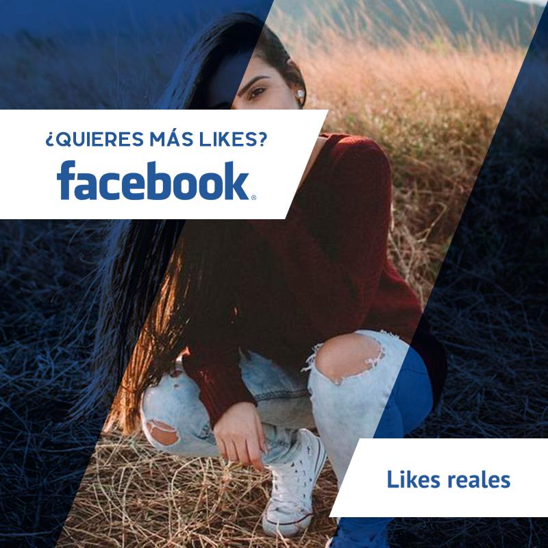 Comprar LIKES Colombianos para Facebook